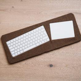 Unterlage für Maus- und Tastatur Pad